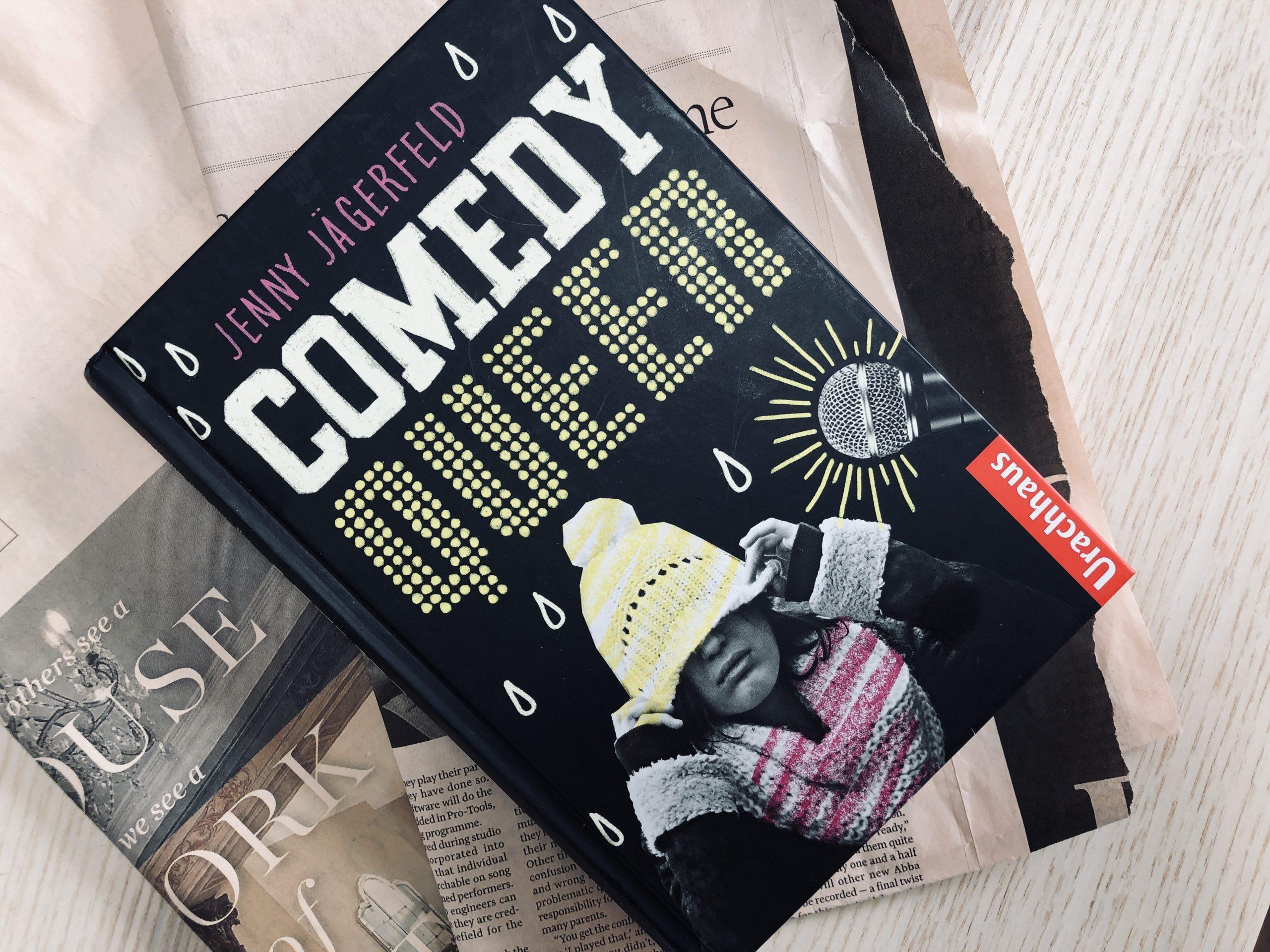 Jenny Jägerfeld: Comedy Queen