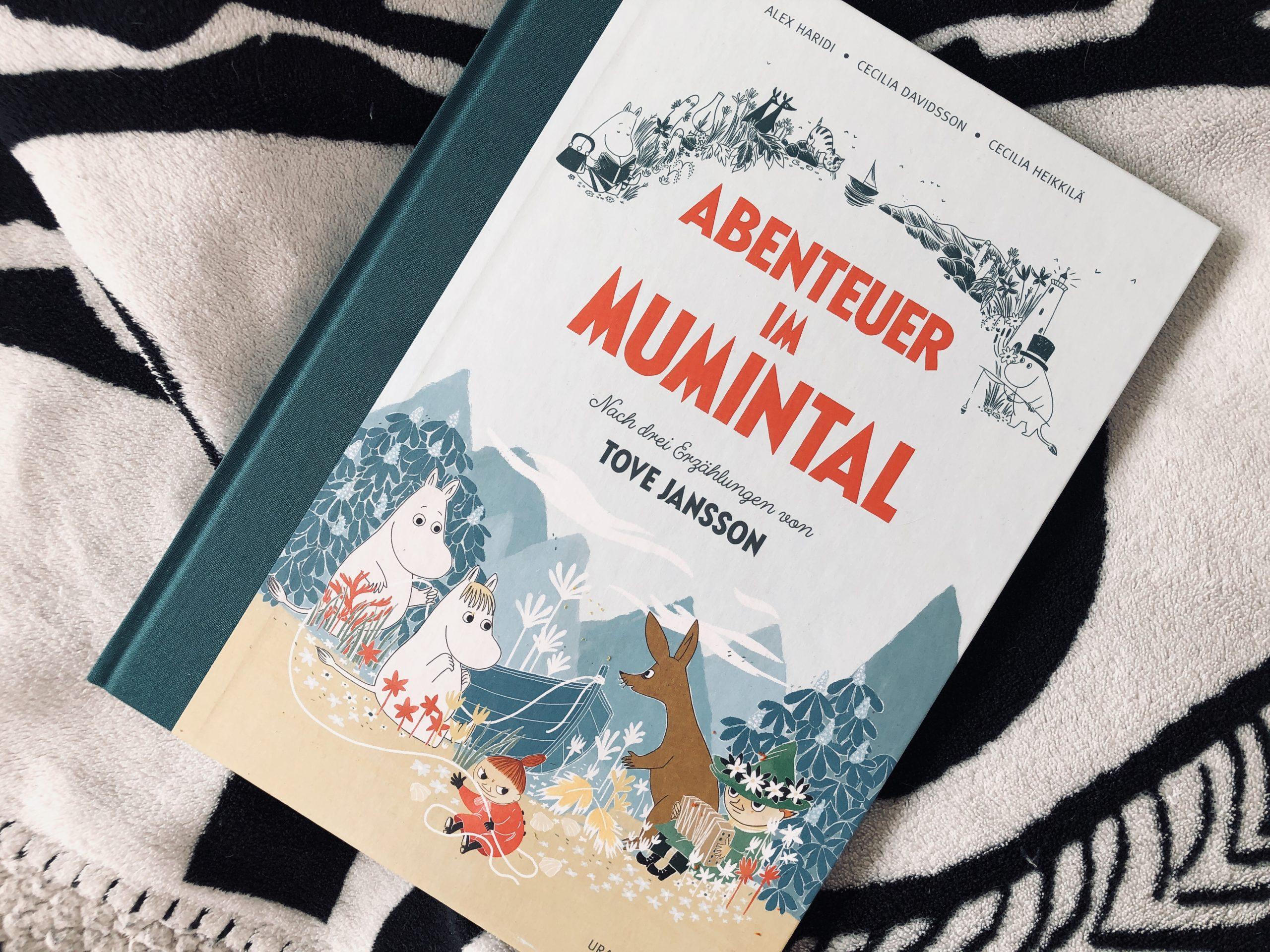 Abenteuer im Mumintal — Nach drei Erzählungen von Tove Jansson