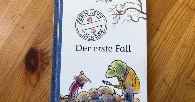 Ulf Nilsson & Gitte Spee: Kommissar Gordon. Der erste Fall