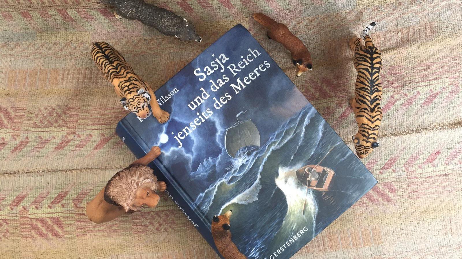 Frida Nilsson: Sasja und das Reich jenseits des Meeres