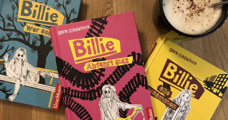 Sara Kadefors: Die Billie-Reihe