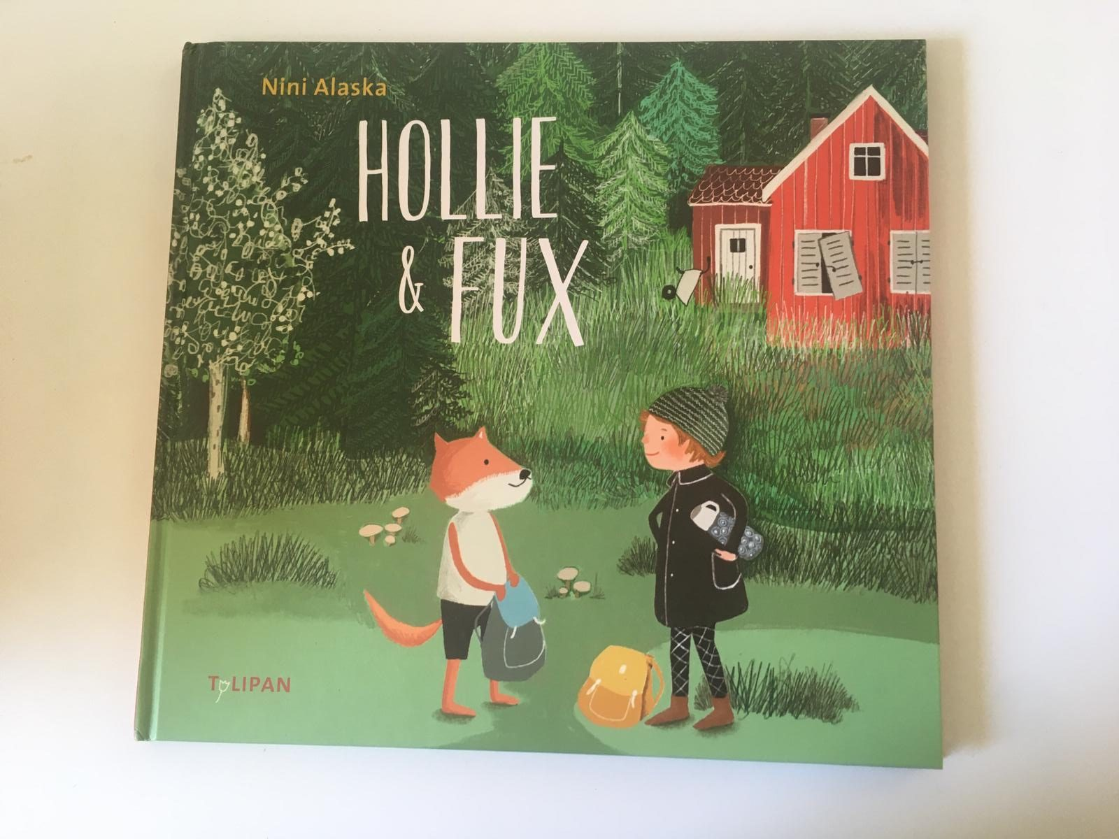 Nini Alaska: Hollie & Fux