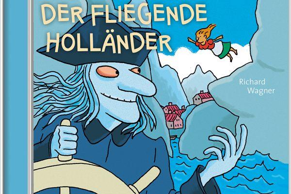 Der fliegende Holländer für kleine Hörer*innen