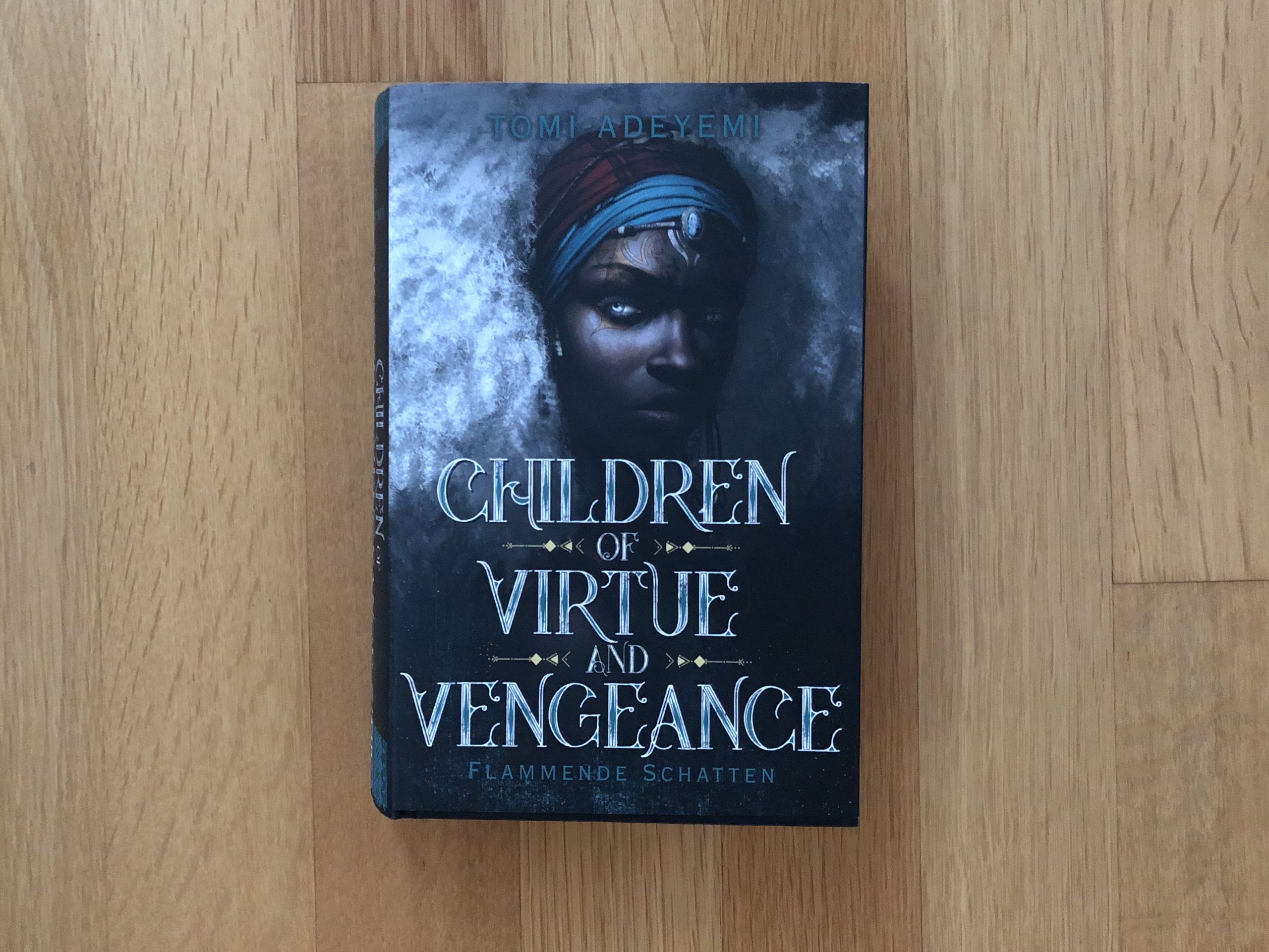 Children of Virtue and Vengeance: Flammende Schatten