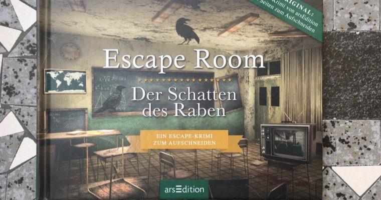 Escape Room. Der Schatten des Raben