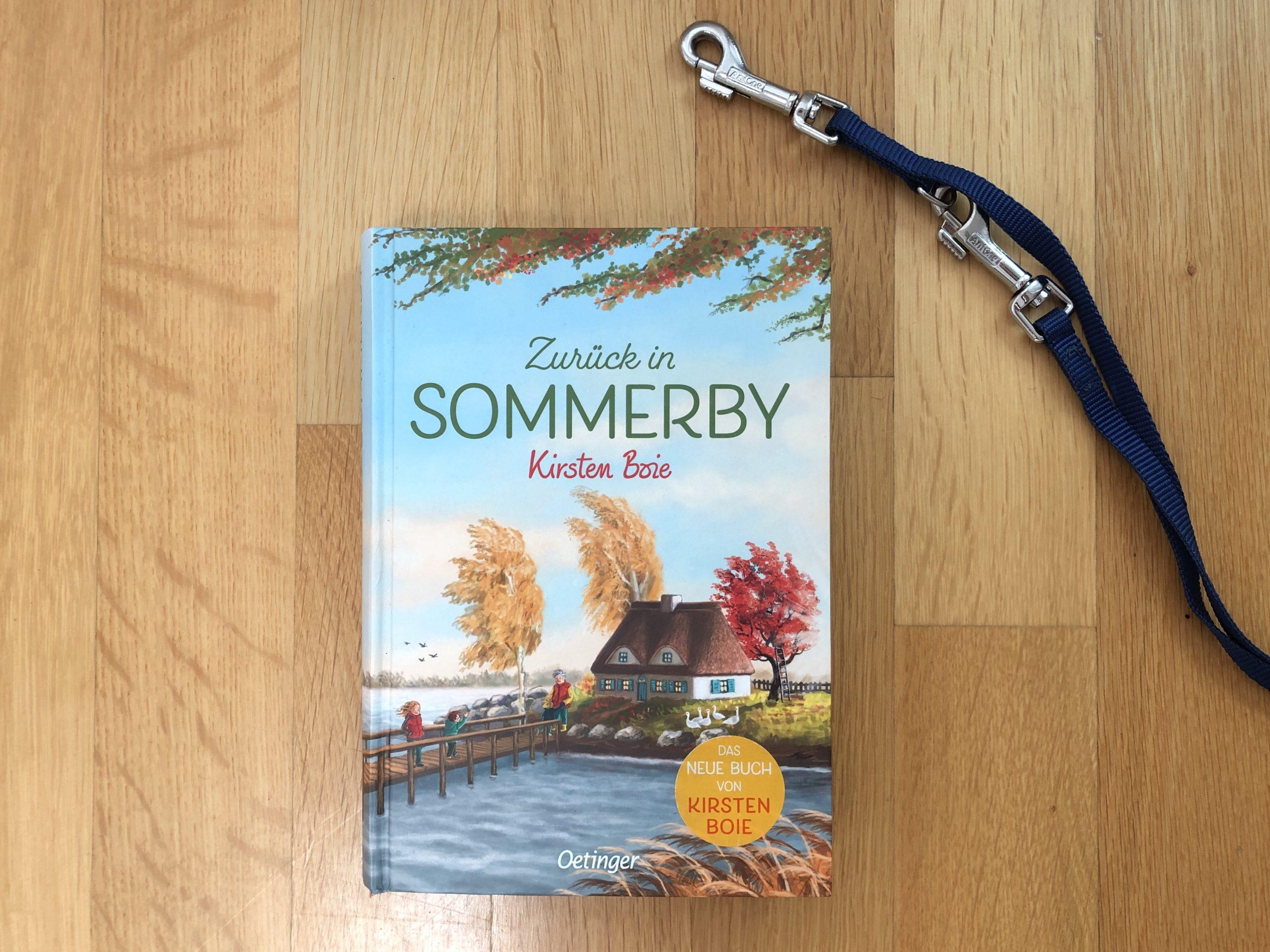 Kirsten Boie: Zurück nach Sommerby