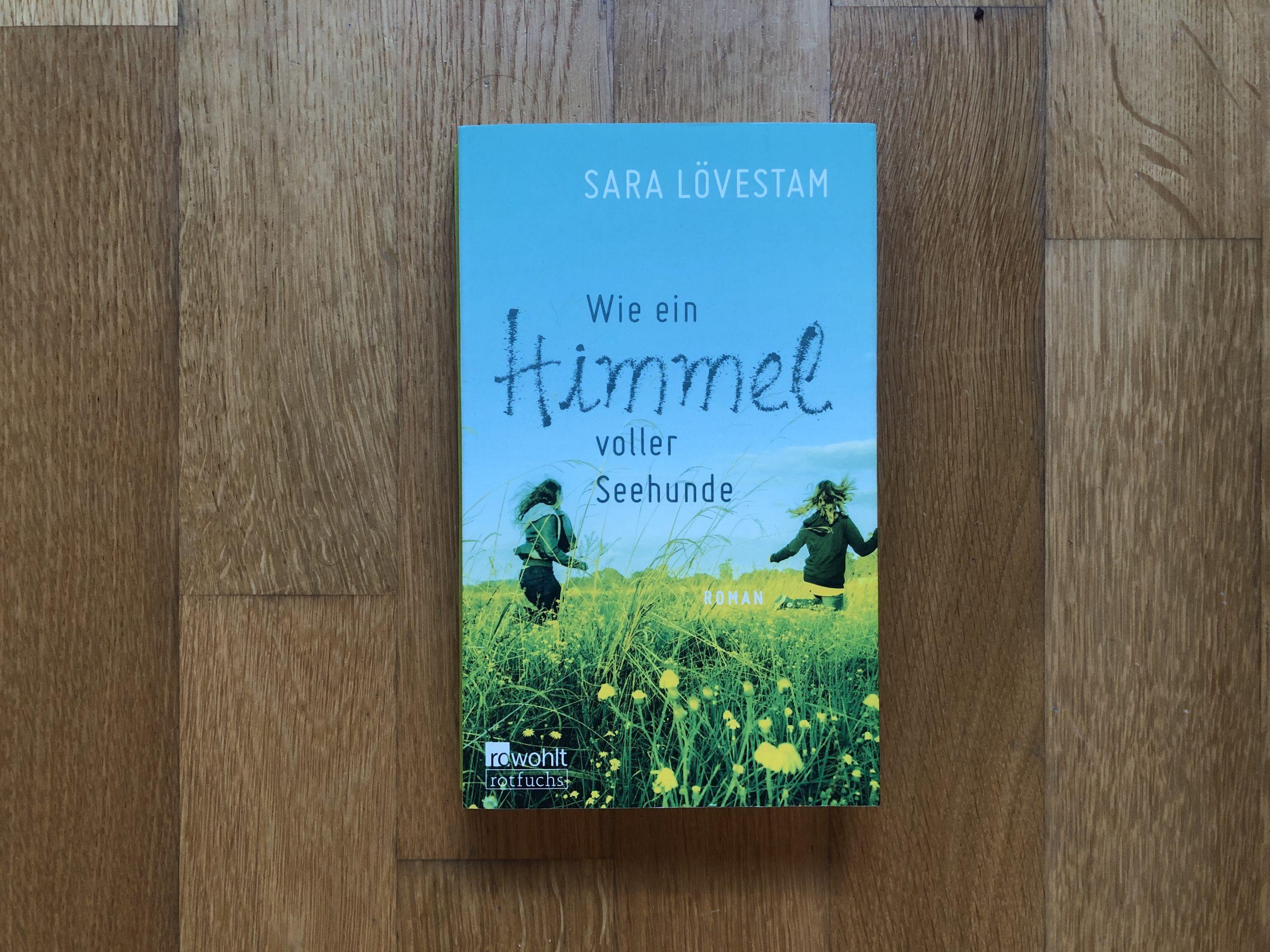 Sara Lövestam: Wie ein Himmel voller Seehunde