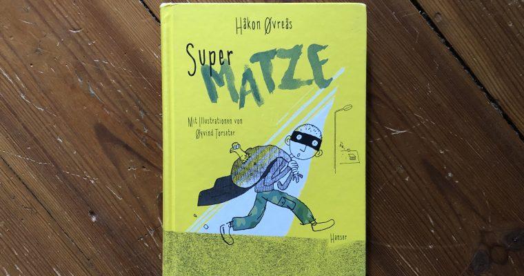 Håkon Øvreås: Super-Matze