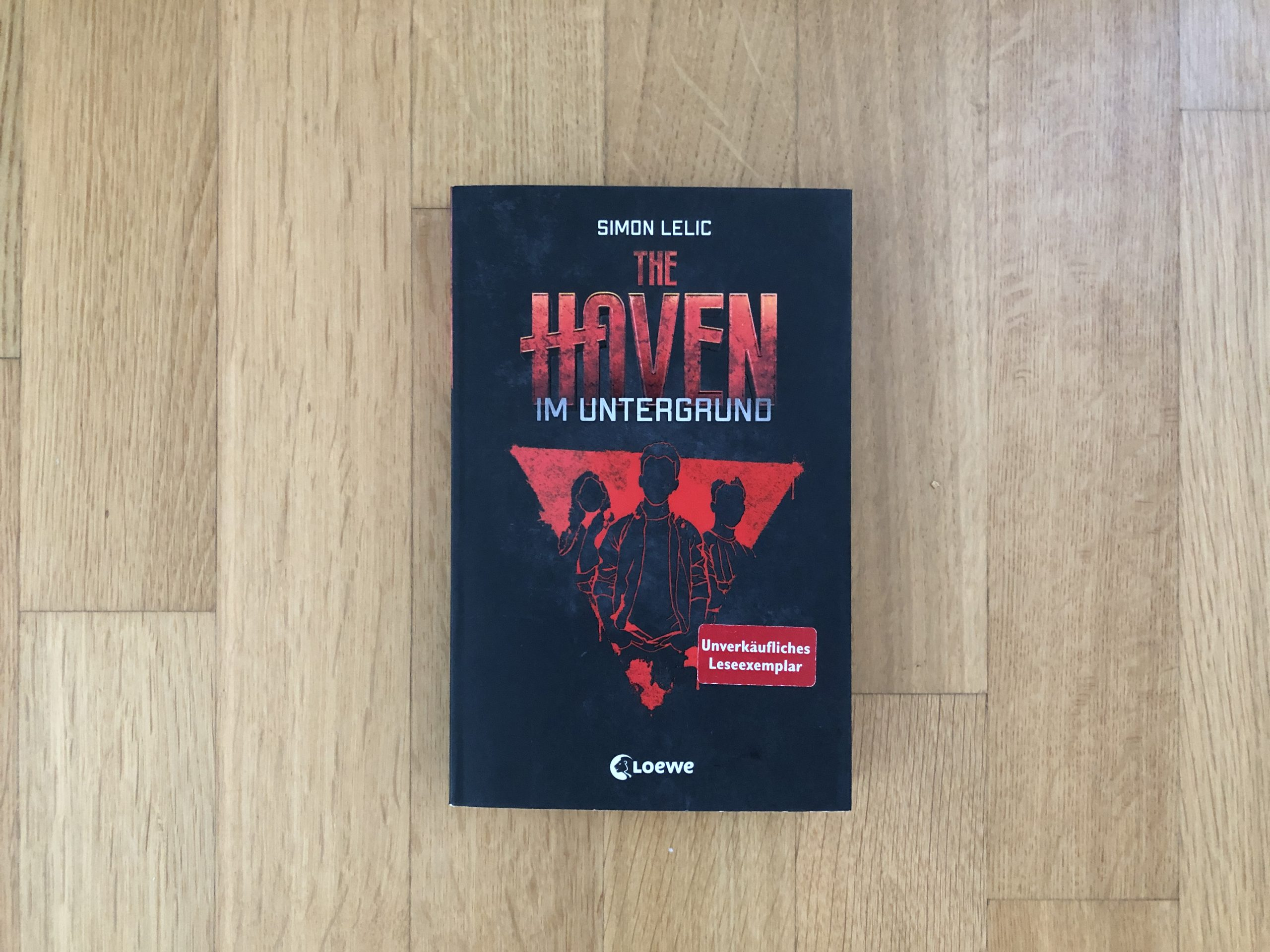 The Haven – Im Untergrund