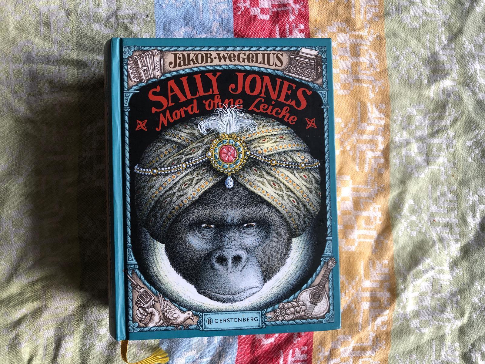 Sally Jones – Mord ohne Leiche