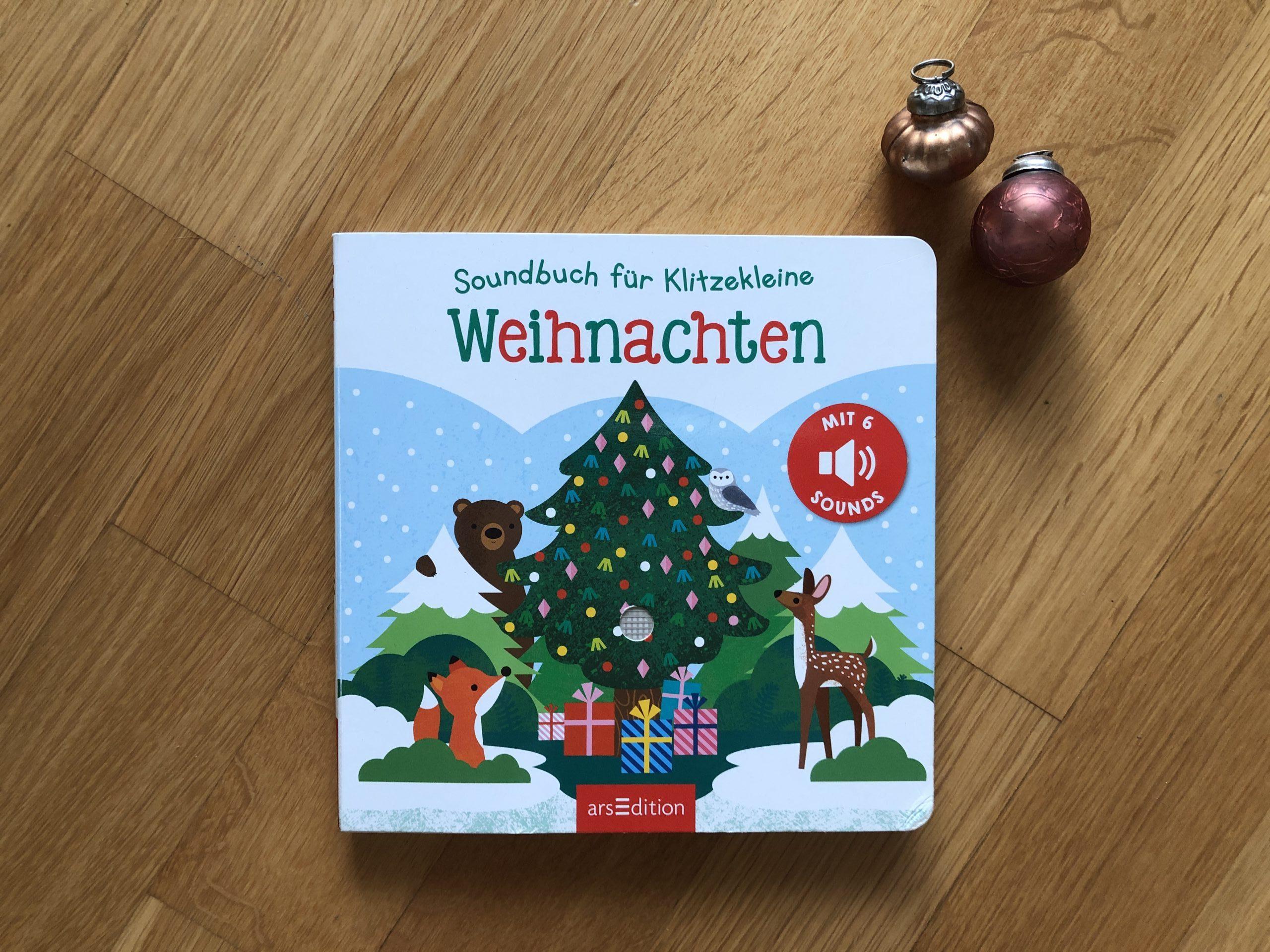 Soundbuch für Klitzekleine – Weihnachten