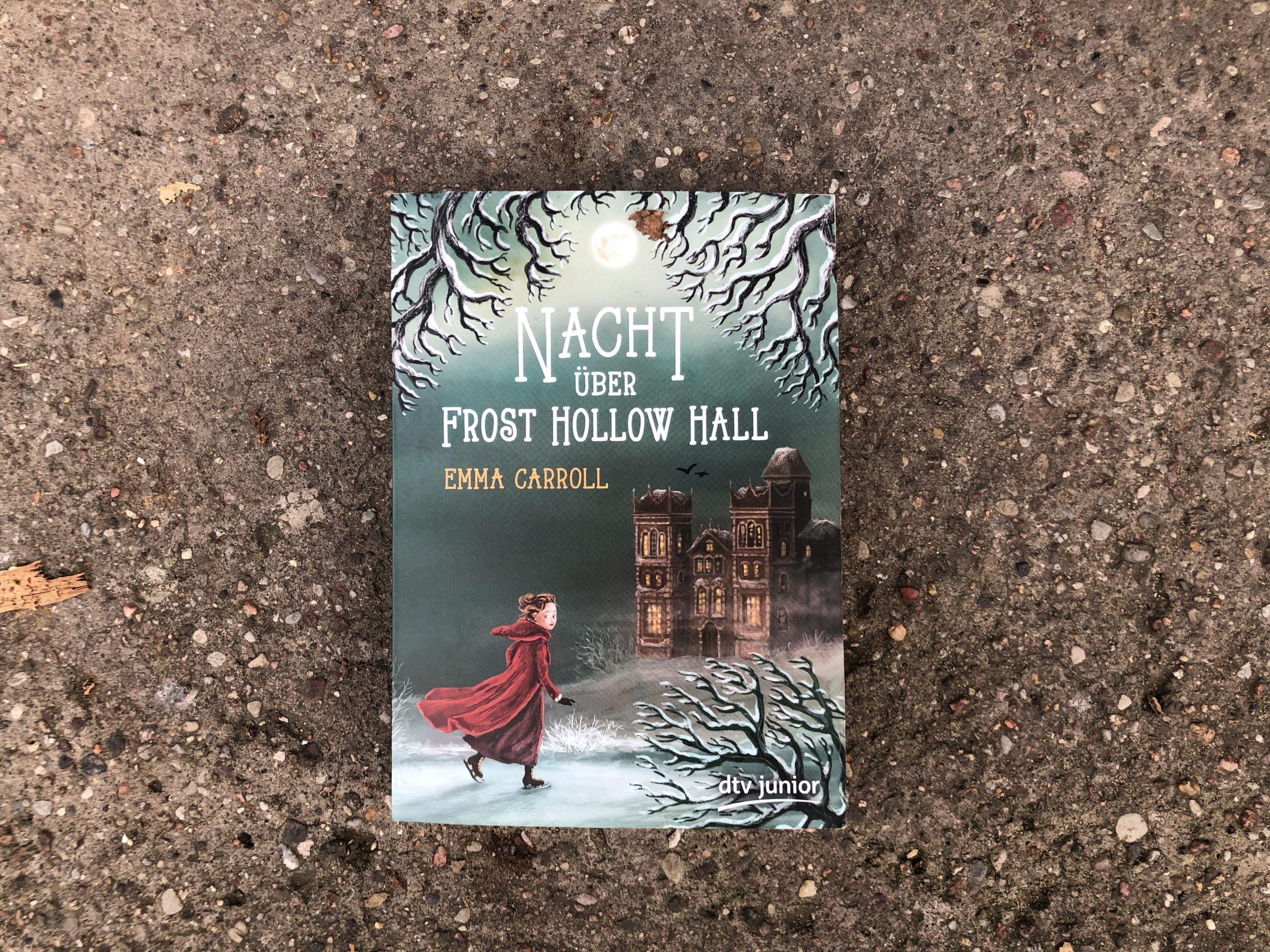 Nacht über Frost Hollow Hall