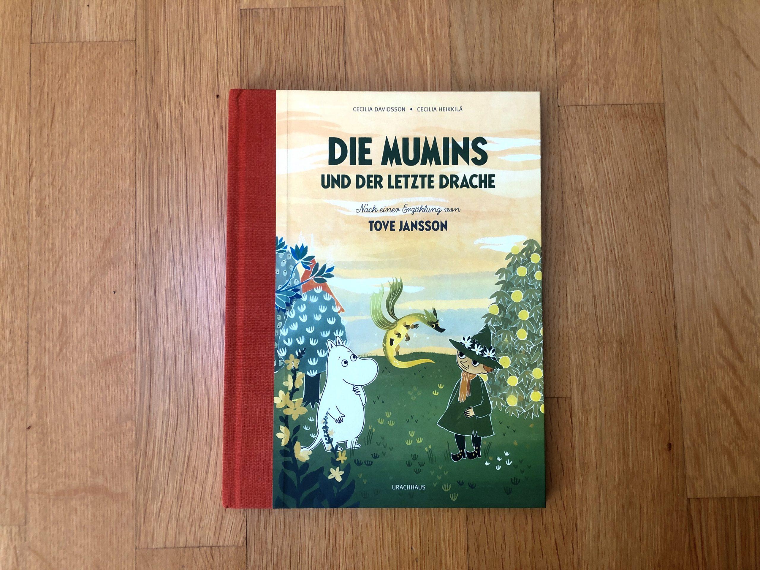 Die Mumins und der letze Drache