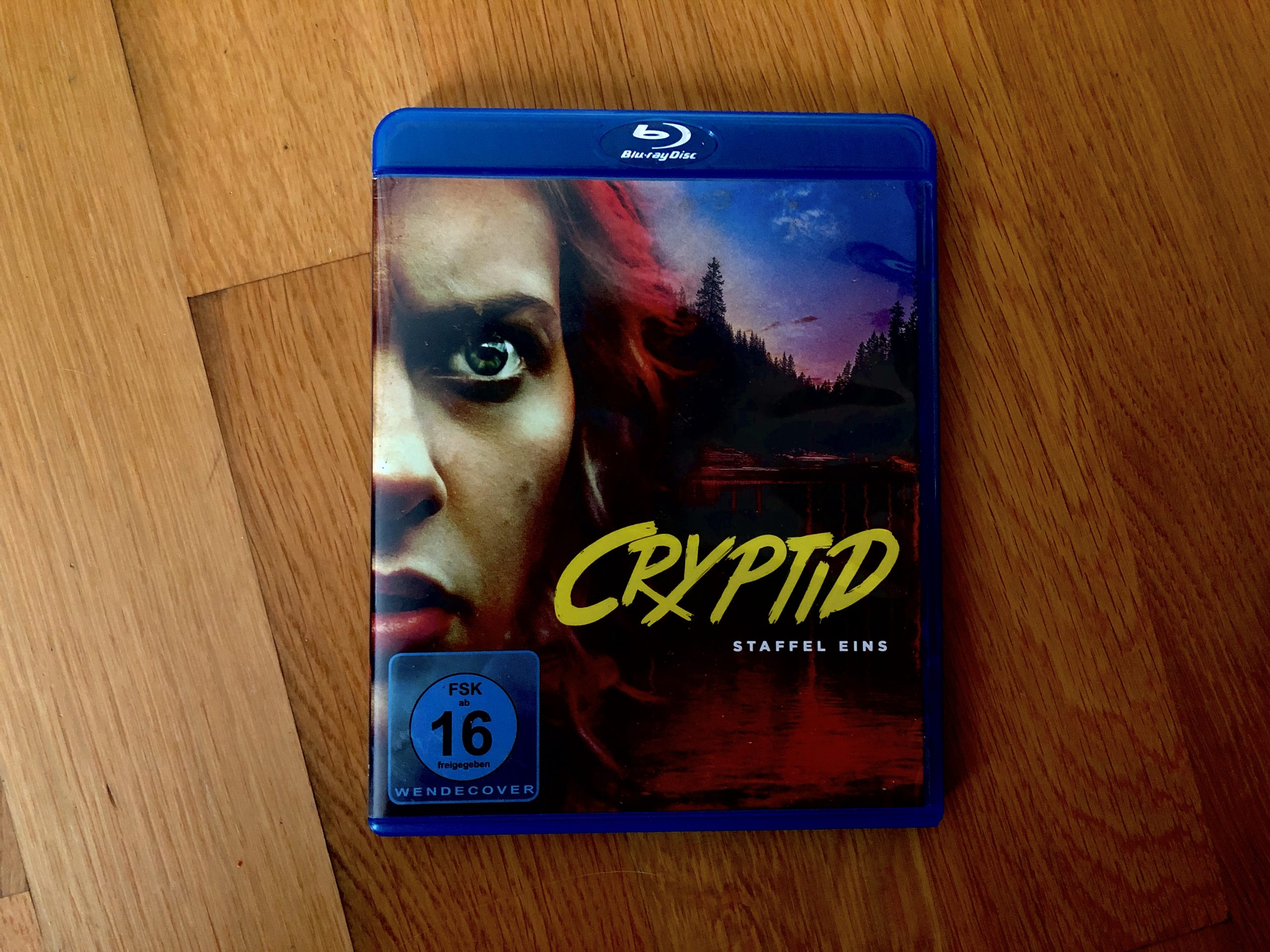 Cryptid – Staffel 1