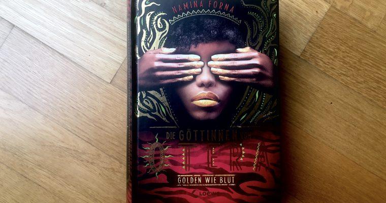Die Göttinnen von Otera – Golden wie Blut