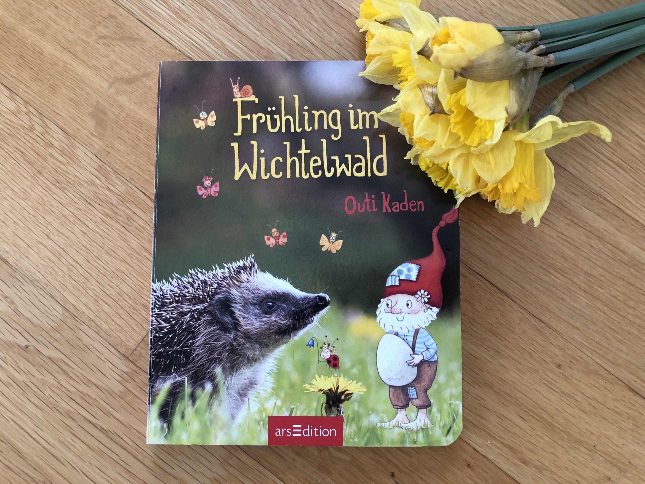 Frühling im Wichtelwald