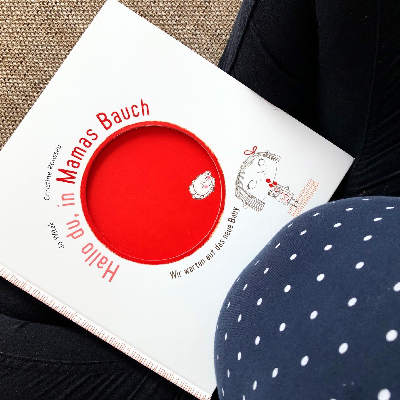 Hallo du, in Mamas Bauch – Wir warten auf das neue Baby